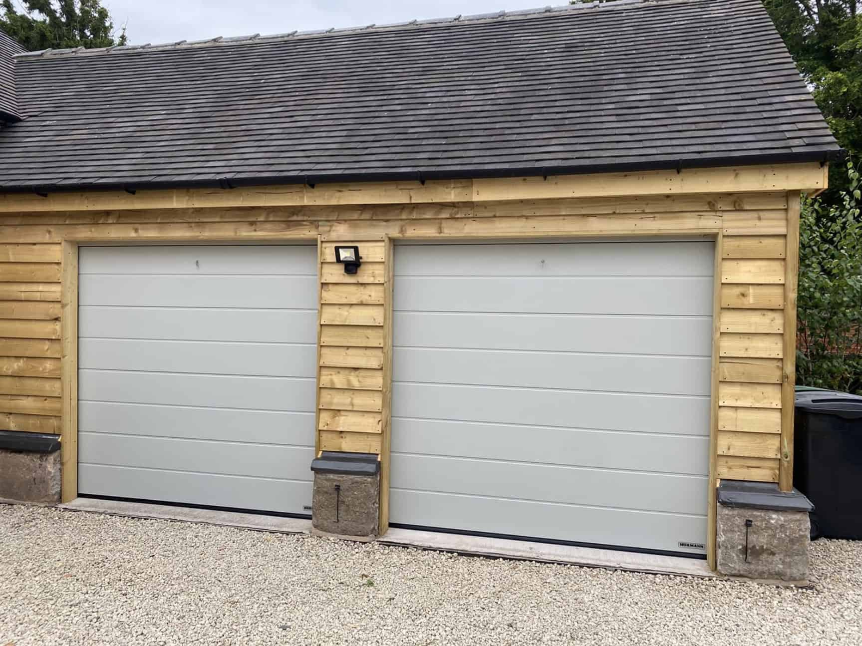 Double Up and Over Garage Doors Sutton Coldfield